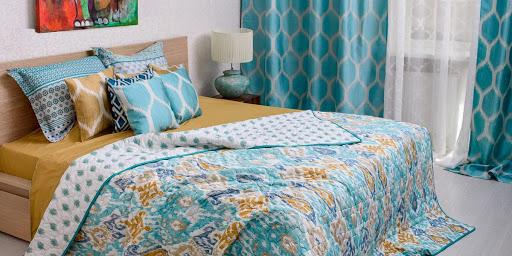 Купить отличный текстиль для спальни