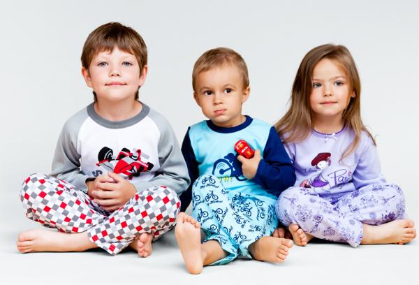 Купить детский трикотаж оптом