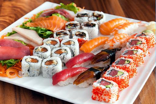 Доставка блюд японской кухни на дом и в офис