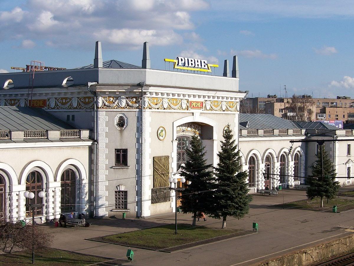 Интересные достопримечательности в городе Ровно